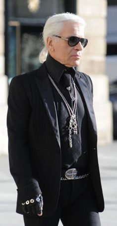... Karl Lagerfeld mode 2 conseil mode homme non classe