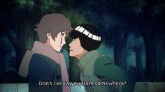 """Nooooo you don't know me"""