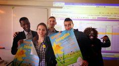 Course de la Jonquille pour Curie : Faites fleurir l'espoir contre le cancer ! Marche 2 km, Courses 5 et 10 km pour soutenir Institut Curie (dimanche 22 mars 2015)