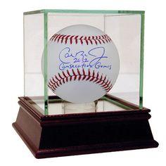 Cal Ripken Jr. autographed OMLB Baseball Inscribed '2632 Consecutive Games' #SteinerSports #Memorabilia #Baseball #Signature #CalRipkenJr http://stnr.co/1TZiQpP