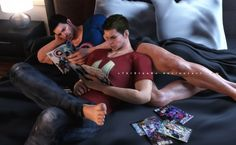 Chris Redfield Photo-Manipulation by LitoPerezito on DeviantArt The Evil Within Game, Detroit Become Human Game, Anime Dad, Resident Evil Game, Art Of Man, Fanart, Guy Drawing, Wattpad, Gay Couple