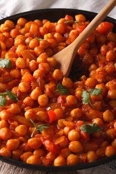 The BEST Chana Masala Ever!