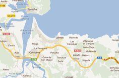 Laredo se encuentra en lugar privilegiado de la costa oriental de Cantabria. Rodeada de montes y bañada por el mar cantábrico su situación permite al visitante disfrutar de playas de gran belleza así como de espacios naturales protegidos