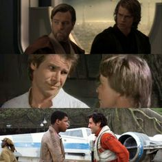 Brothers of Star Wars