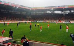 Football doesn't get more romantic than Union Berlin