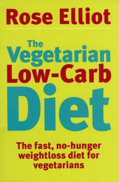 easy-to-follow, meat-free answer to high-protein diets. written in an answer to the many requests for a vegetarian (and vegan) version of the low-carb diet – and it really does work. The book includes over 140 delicious recipes, top tips for losing weight and staying slim, carbohydrate counters, meal plans and clear explanation of how and why the diet works.