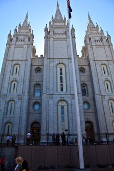 Temple Square 1-Salt Lake Temple (Salt Lake City, UT) | Life In USA