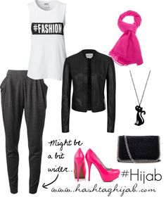 Hashtag Hijab Outfit #4