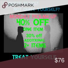 40% OFF ANY ONE ITEM TODAY Here's how...  *** Make an offer on absolutely any piece in my closet of 40% off the current price & I'll accept ***   *** If you'd like to purchase 2+ (additional) items, you'll receive 30% off every bundle for a limited time ***  Questions??? Just ask! I'm always here to help!  As always, thank you for shopping my closet!!! Marc Jacobs Dresses
