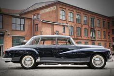 Mercedes Benz Adenauer 300D Automatic 1958