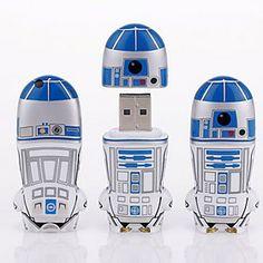 mimobot USB R2-D2 8GB. Curiosite