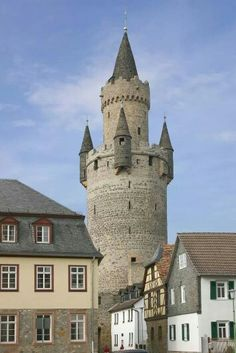 Tower, Friedburg Germany