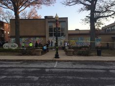 Art Therapists, community band together to bring hues of hope to Ferguson Art Therapy, Bring It On, Action, Community, Adventure, Mansions, Band, House Styles, City