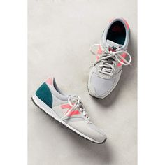 New Balance 420 Sneakers ($70) ❤ liked on Polyvore