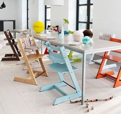 Stokke Tripp Trapp High Chair Giveaway from @Megan Herak Nursery! #projectnursery #giveaway