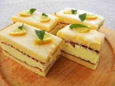 Cheesecake, Deserts, Lemon, Pudding, Sweets, Baking, Recipes, Food, Cakes