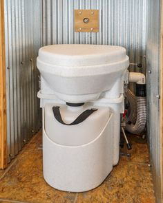 The Perfect Tiny House Composting Toilet