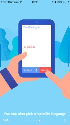 Google translate iOS - iPhone 6