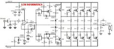 Circuit design of stereo audio amplifier using inexpensive transistor and Part list and PCB design layout and power supply provided. Hifi Amplifier, Class D Amplifier, Electrical Engineering Books, Circuit Board Design, Electronic Circuit Design, Electrical Circuit Diagram, Electronics Basics, Electronics Projects, Electronic Schematics