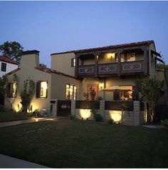 1927 Spanish Colonial Revival, Southern California