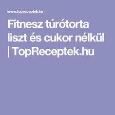 Fitnesz túrótorta liszt és cukor nélkül | TopReceptek.hu Cukor, Paleo, Food And Drink, Ice, Beach Wrap, Ice Cream, Paleo Food