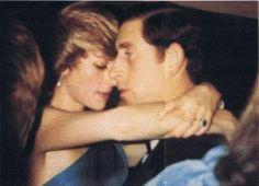 November 29, 1983: Prince Charles & Princess Diana dancing at the Red Dragon Ball at London's Grosvenor House Hotel.