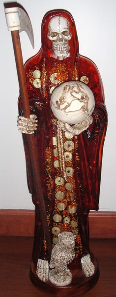 santa muerte | La Santa Muerte