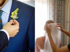 Rob & Mariah's Intimate Meridian Hill Park Wedding Ceremony & Private Reception   Music Themed Wedding   Washington DC Wedding   Images: Gosling Photo