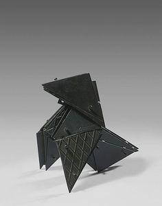 Cesar, 'Cocotte', 1957-90 - by Artcurial - Briest - Poulain - F. Tajan #sculpture