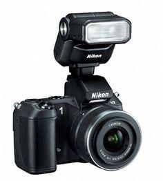 Nikon announces Nikon 1 V2, Nikkor 70-200mm f/4G ED VR lens, SB-N7 Speedlight