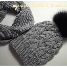 Элегантный серый. Комплект шапка и снуд из мягкой полушерстяной ниточки. Большой выбор цветов. Для заказа пишите direct или ☎️+38 0961454308 vibir  #вязание_на_заказ #knit #knitting #шапка #hat #handmade #Kharkiv #Ukraine #ручная_работа #вязание_спицами #baby_clothes #children's_wear #Knitten_things #fashion #детская_мода #Europe #style #boutique #kids