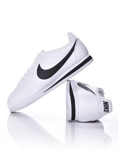 Mens Nike Classic Cortez Leather Shoe
