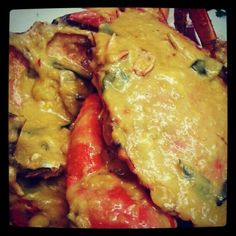 Butter Crabs Credits: @sylviaseet www.instagram.sg