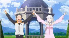 『Re:ゼロから始める異世界生活』Natsuki Subaru & Emilai