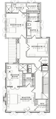 Marshal Field Residence Ground Floorplan 4 6 8 East 70th