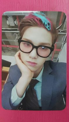 BAP B.A.P ZELO Official PHOTOCARD #1 5th SPECIAL Album CARNIVAL 젤로