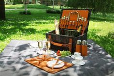 The Elegance and Beauty of Aston Martin in a Picnic Hamper - EAT ...