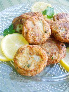 Maakoud ~ Algerian Potato Patties