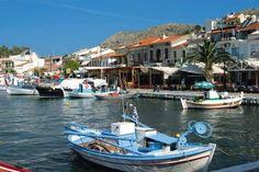 Holidays in #Pythagorion #Samos