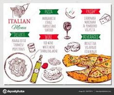 vintage italian food posters - Google Search Banner Template, Vintage Italian, Italian Recipes, Vector Free, Food Posters, Bella, Royalty, Packaging, Google Search