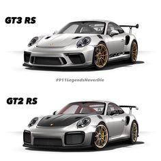 GT3 RS Vs. GT2 RS! - Which one for you?