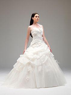 robe de marie bienvenue collection annie couture 2014 - Morelle Mariage