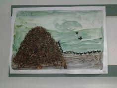 muurahaiskeko neulasista