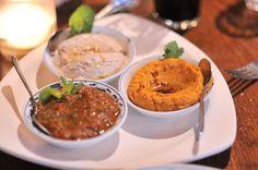 Montreal Eats: mezes ast Rumi