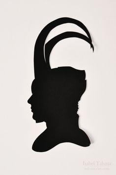 loki silhouette