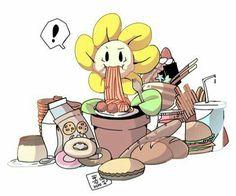 Flowey,Flowey the flower,Undertale персонажи,Undertale,фэндомы Undertale Flowey, Undertale Game, Undertale Fanart, Undertale Comic, Frisk, Frans Undertale, Chara, Dark Flower, Character Art