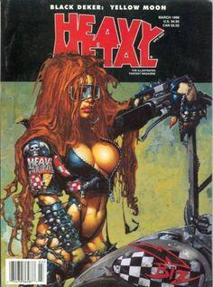 Heavy Metal #199802