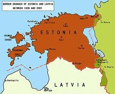 baltics states 1920s | Territorial changes of the Baltic states - Wikipedia, the free ...