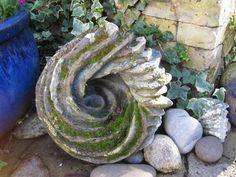 Hypertufa Sculpture | Home - Verdigris sculptures - garden sculptures