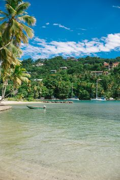 Marigot Bay, Saint L